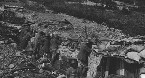 Grande Guerra, spunti di ricerca aspettando l'apertura del Memoriale di Villa Pisani