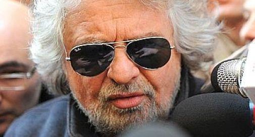 Grillo: solidarietà ai pm di Milano