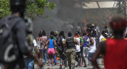Cooperante italiana ad Haiti: