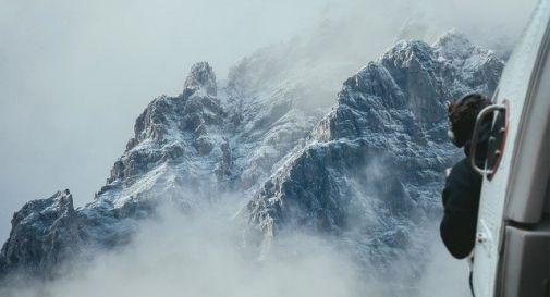 elicottero montagna