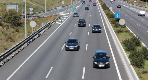 autostrada Madrid