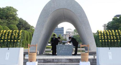 Giappone, 76esimo anniversario Hiroshima