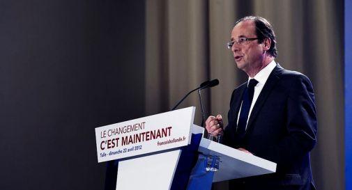 Hollande-Trierweiler: l'addio è ufficiale