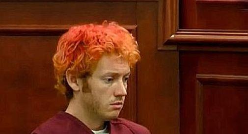 Strage di Aurora, l'accusa chiederà la pena di morte per James Holmes