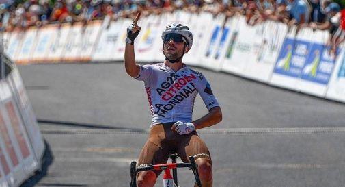 Andrea Vendrame dopo il Giro vince anche in Francia