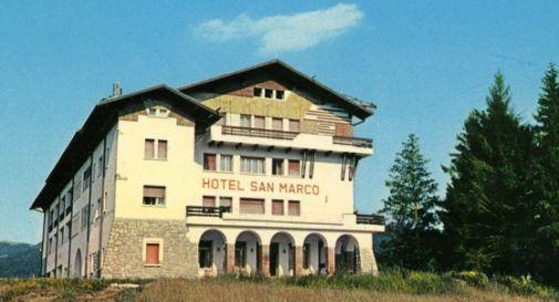 L'Hotel San Marco in Pian Cansiglio è in vendita