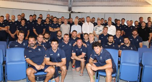 Il Benetton rugby 2017-18
