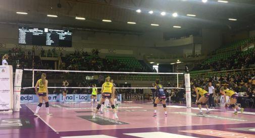 A Firenze Pantere sabato in campo per la semifinale scudetto