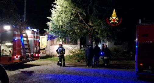 Giavera del Montello: incendio in casa, disabile muore intossicato