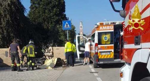 Sangue sulle strade del trevigiano, in poche ore hanno perso la vita due motociclisti