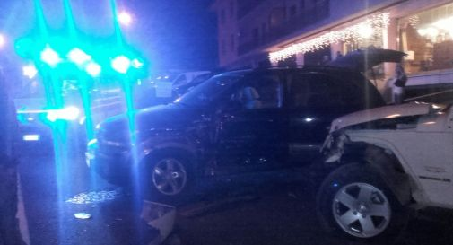 Incidente a Soligo, i conducenti all'ospedale