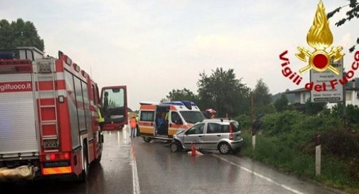 incidente montebelluna