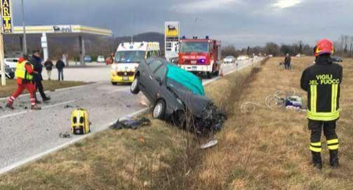 incidente stradale mortale pordenone