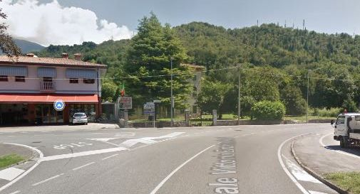 Incrocio via Carso, via Dalmazia e via Vittorio Emanuele II