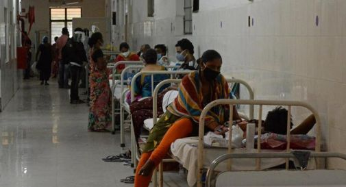 India, coronavirus e fungo nero: