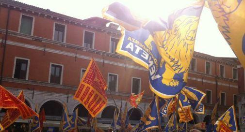 Veneto indipendente, ha votato anche Toni Sugaman
