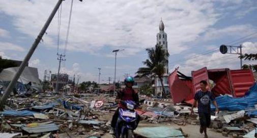 Indonesia, sisma e tsunami: quasi 400 morti
