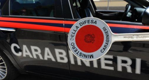 Fugge all'alt dei Carabinieri, arrestato dopo un inseguimento di 50 minuti