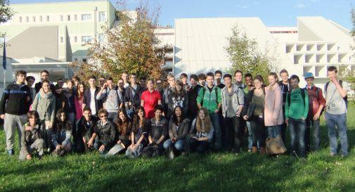 Studenti europei in visita a Motta e Oderzo
