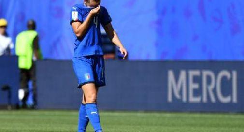 Italia-Olanda 0-2, azzurre eliminate