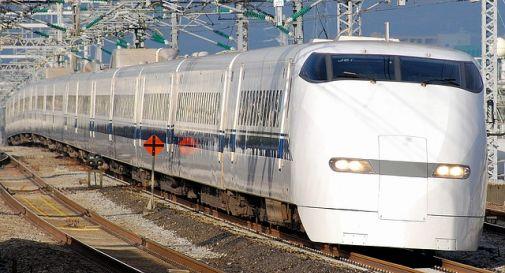 treno giapponese