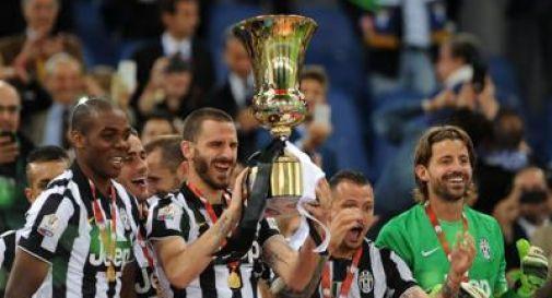 La Juve vince anche la Coppa Italia. Ora il sogno 'triplete'