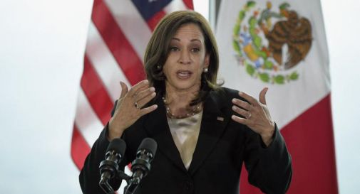 Migranti, Harris rincara la dose dal Messico: