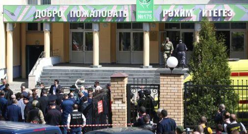 Russia, sparatoria in una scuola di Kazan: 11 morti