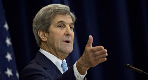 Kerry in Rome visit this week