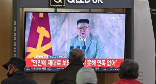 Nordcorea, Kim: