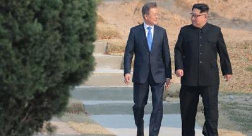 Kim e Moon: