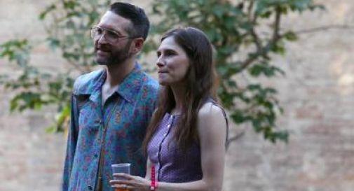 Amanda Knox e la colletta per le nozze