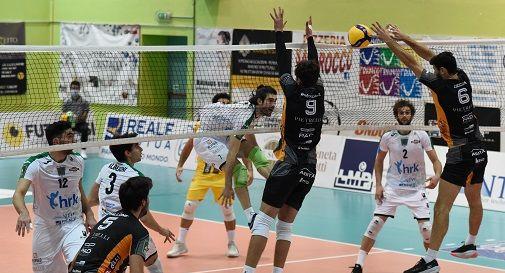 Serie A3 / Di nuovo rinviato il match tra Hrk Motta e UniTrento Volley
