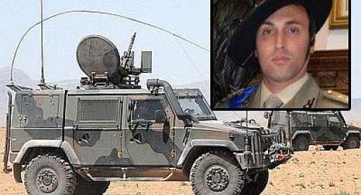 Afghanistan, ucciso un ufficiale italiano ''La bomba lanciata da un 11enne''