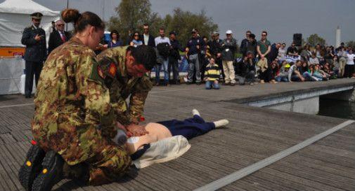 Anche l'Esercito al 13° Salone Nautico internazionale di Venezia