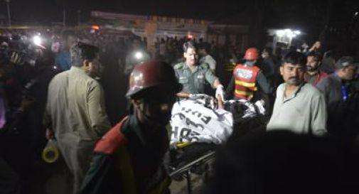 Attentato nel parco dei bambini: 65 morti