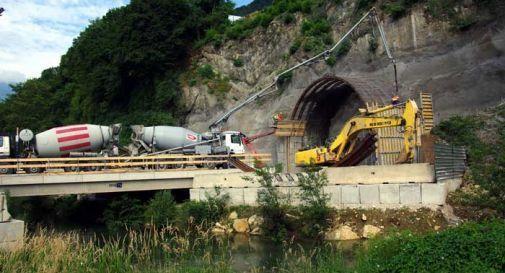 Vittorio Veneto, manca poco alla fine degli scavi per il traforo