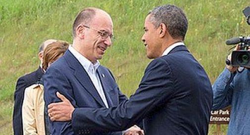 G8, Obama: ''Sul tavolo del summit il tema della disoccupazione giovanile''