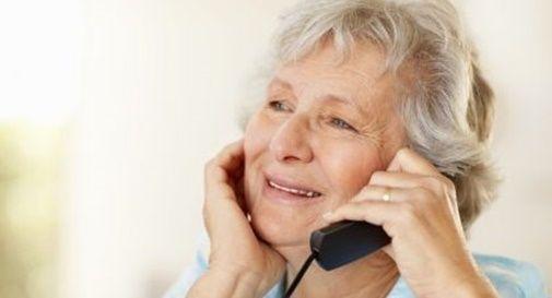 letture al telefono servizio per persone sole