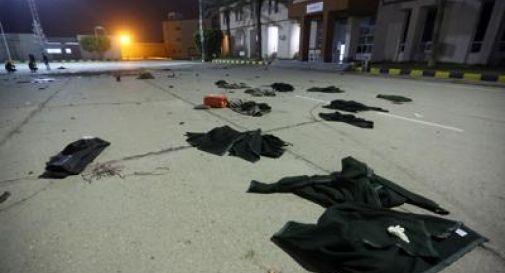 Tripoli, raid aereo su un collegio militare: 28 morti