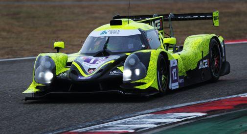 la Ligier-Nissan LMP3