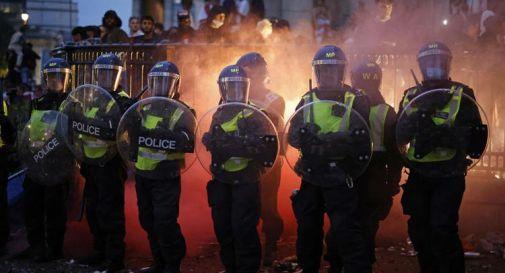 Italia-Inghilterra, incidenti e disordini a Londra: 49 arresti