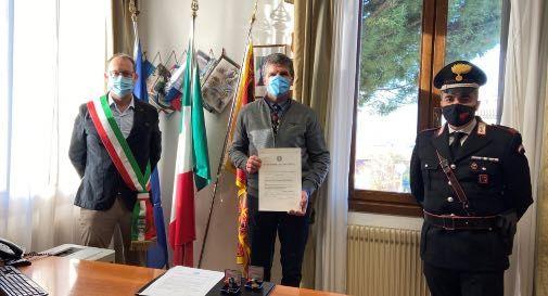 I fratelli Fabrizio e Massimo Lorenzon  insigniti della medaglia di bronzo al valor civile