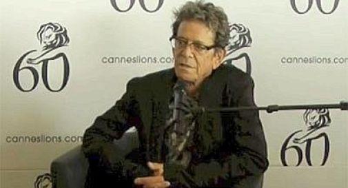 Addio a Lou Reed, poeta del rock e leader dei Velvet Underground