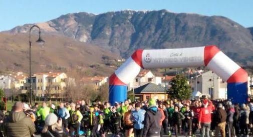 Record di partecipazione alla corsa e camminata