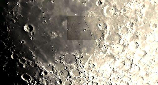 La luna in diretta streaming