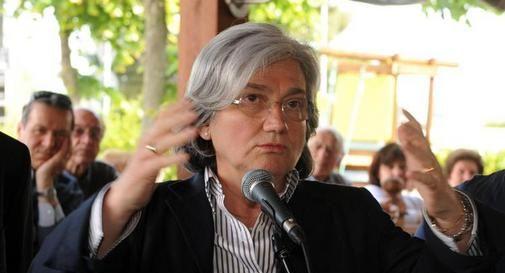 L'ex ministro Rosy Bindi