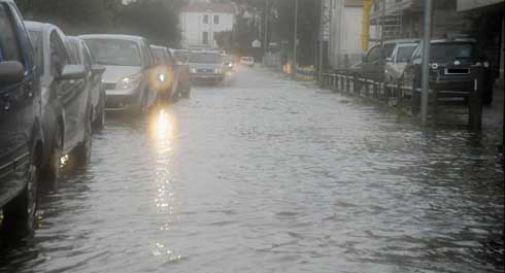 Maltempo devasta il Veneto: fiumi in piena, frane, neve