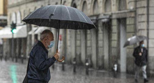 Maltempo, temporali e venti forti: allerta meteo al Centro-Nord