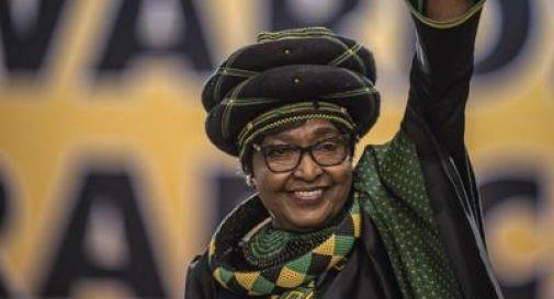 E' morta Winnie Mandela